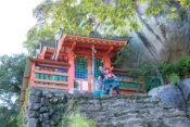 和歌山県新宮市 神倉神社 拝殿2
