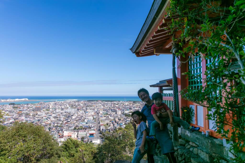 和歌山県新宮市 神倉神社 拝殿3