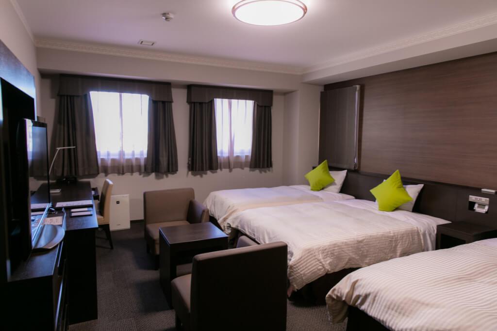 ホテルニューパレス 新宮 客室