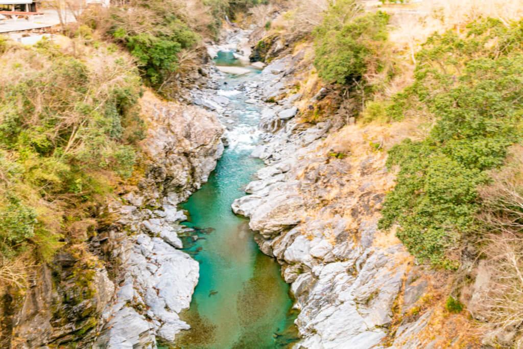 宮川の眺め