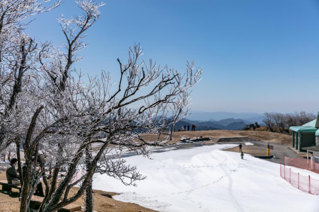 御在所岳 スキー場