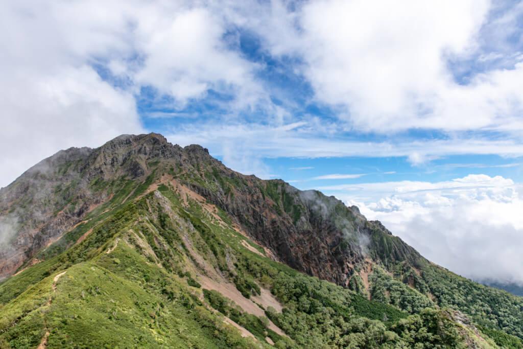 八ヶ岳 中岳・赤岳
