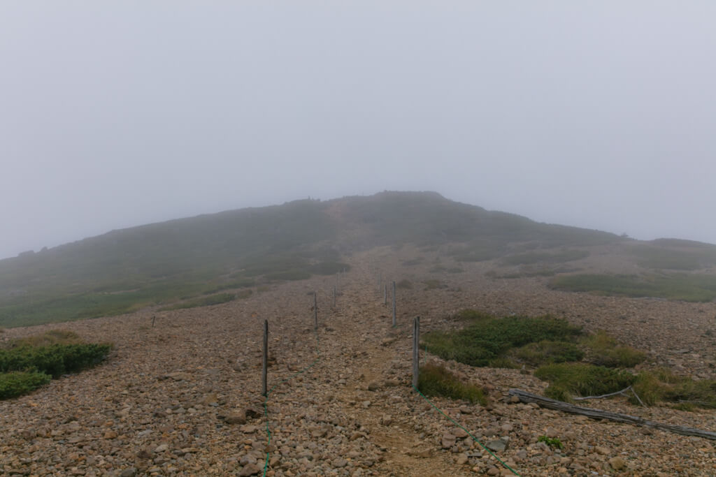 八ヶ岳 根石岳
