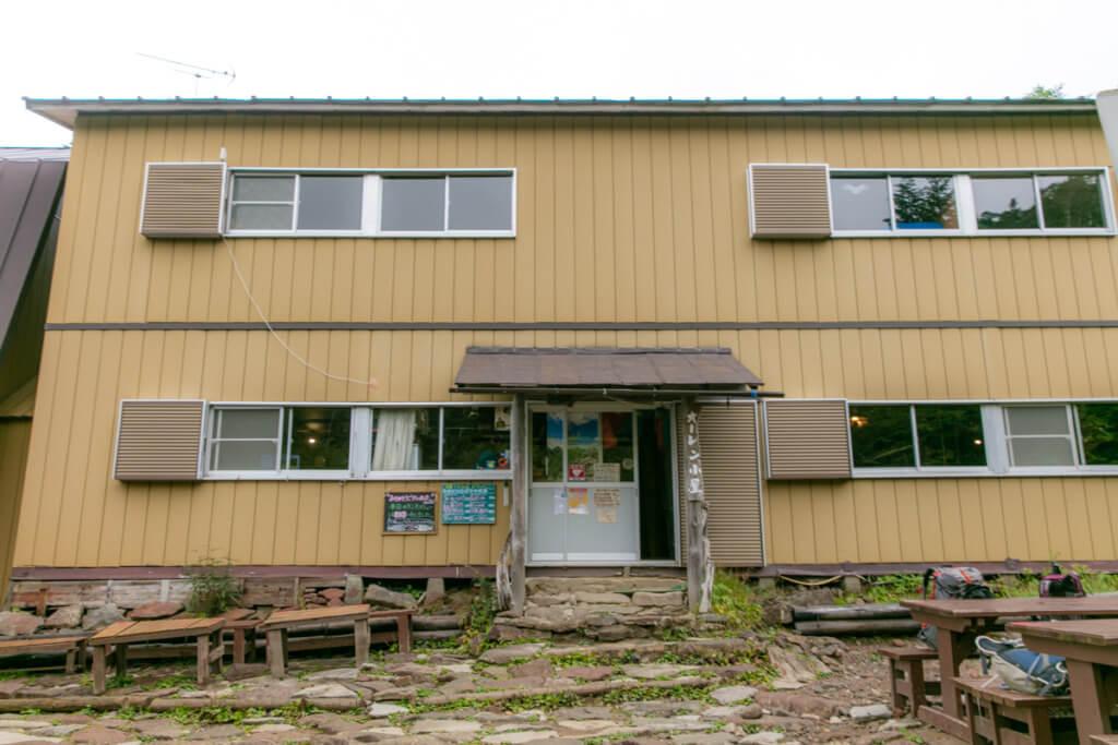 八ヶ岳 オーレン小屋