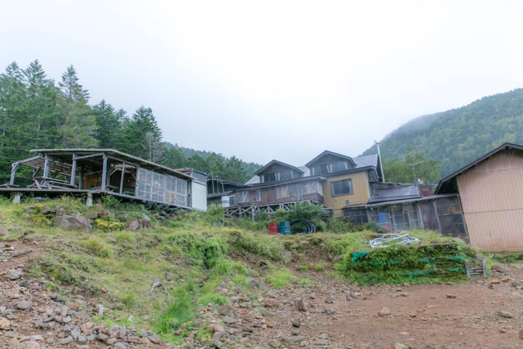 八ヶ岳 赤岳鉱泉
