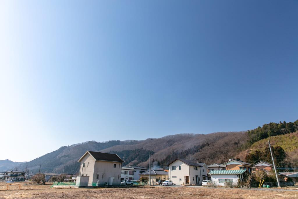 長瀞アルプス 登山口付近