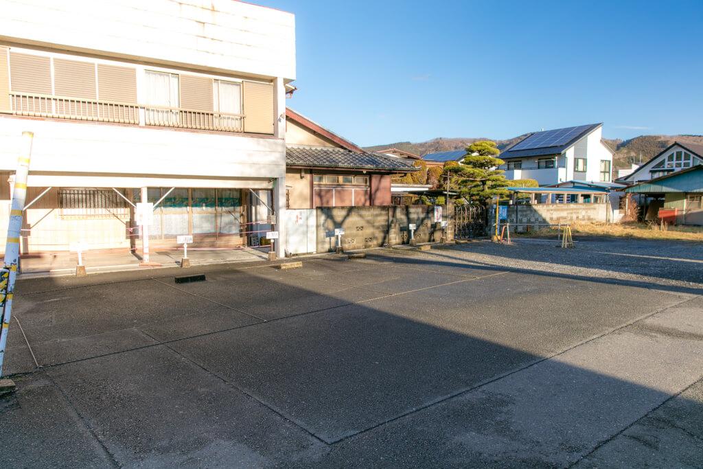秩父鉄道 野上駅 駐車場