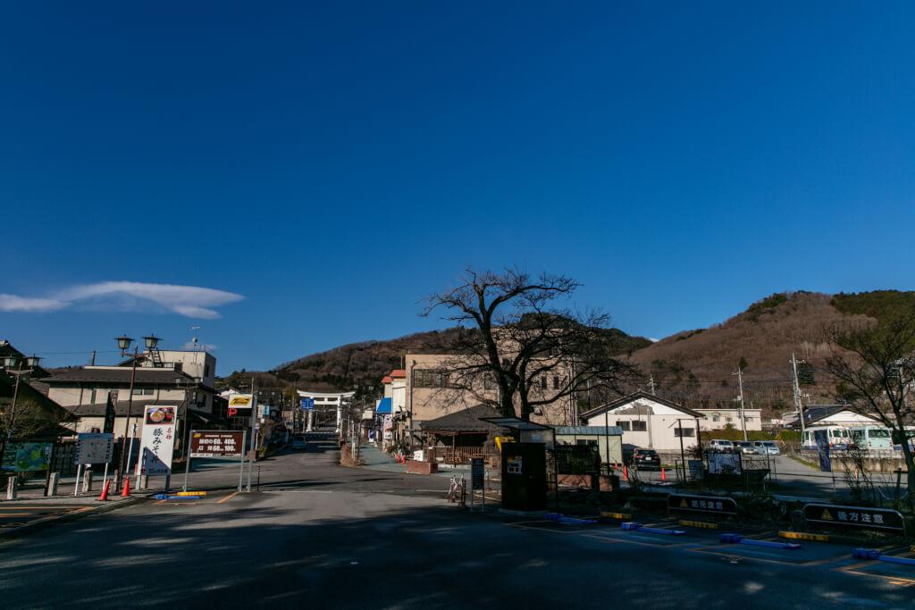 秩父鉄道 長瀞駅からの眺め