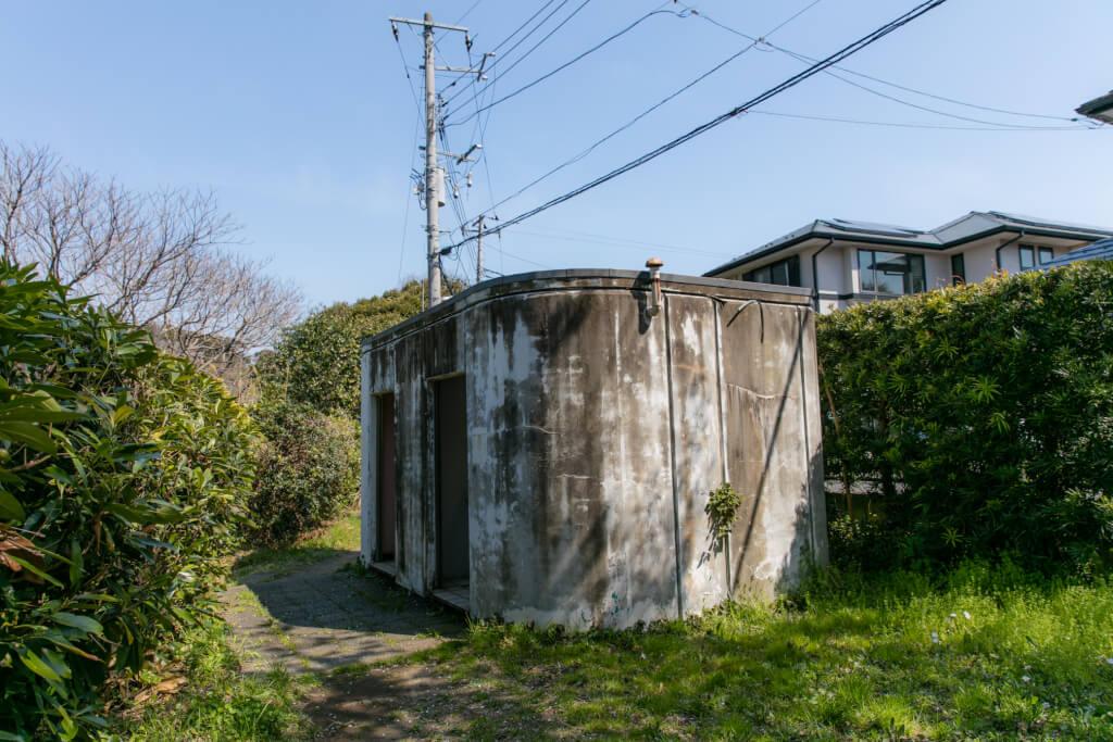 鎌倉ハイキング 衣張山 鎌倉市子ども自然ふれあいの森 トイレ